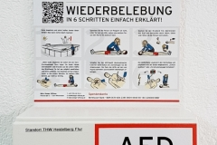 AEDs für THW